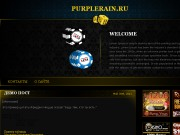 Тема WordPress Blackgoldcasino