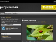 Тема WordPress Darkzoom