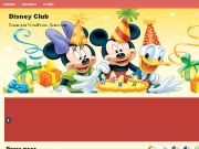 Тема WordPress Disneyclub