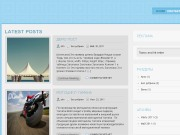 Тема WordPress Effective