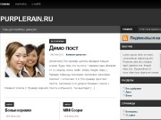 Тема WordPress Ftmag
