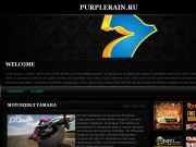 Тема WordPress Gallantblackcasino