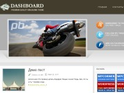 Тема WordPress Graydashboard