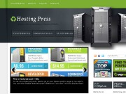 Тема WordPress Hosting-press