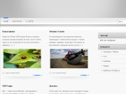 Тема WordPress Itheme