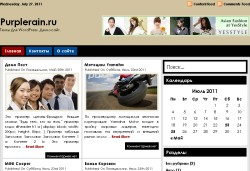 тема wordpress minipress
