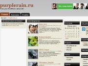Тема WordPress Newslog