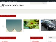 Тема WordPress Redtablet