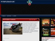 Тема WordPress Sapphirecasino
