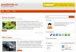 тема wordpress tecom