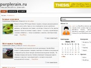 Тема WordPress Whitera